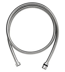 "Grohe 28417000 Movario 59"" Metal Hand Shower Hose - Chrome"