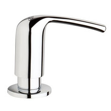 Grohe 40553DC0 Ladylux Soap / Lotion Dispenser - SuperSteel