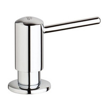 Grohe 40536DC0 Timeless Soap & Lotion Dispenser - SuperSteel