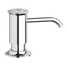 Grohe 40537000 Authentic Soap & Lotion Dispenser - Chrome