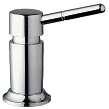Grohe 28751001 Deluxe Xl Soap / Lotion Dispenser - Chrome