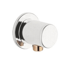 Grohe 28627EN0 Relexa Plus Wall Union Supply Elbow - Brushed Nickel