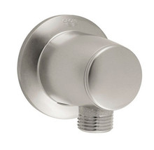 Grohe 28459EN0 Movario Wall Union Supply Elbow - Brushed Nickel