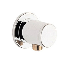 Grohe 28627000 Accessories Wall Union Supply Elbow For Hand Shower Hose Connection - Chrome