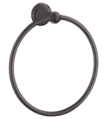 Grohe 40151ZB0 Geneva Towel Ring - Oil Rubbed Bronze
