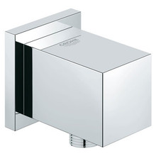 Grohe 27708000 Euphoria Cube Wall Union - Chrome