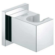 Grohe 27693000 Euphoria Cube Wall Mount Hand Shower Holder - Chrome