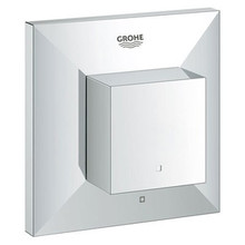 Grohe 19797000 Allure Brilliant Volume Control Valve Trim - Chrome