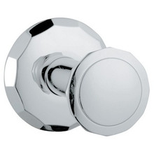 Grohe 19269000 Kensington Volume Control Valve Trim With Round Handle - Chrome