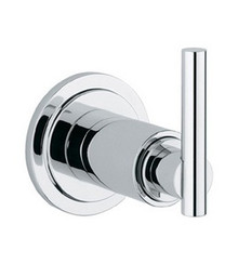 Grohe 19182000 Atrio Lever Handle Volume Control Valve Trim - Chrome
