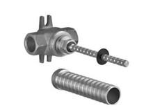 "Dornbracht 3562297090 Volume Control Wall valve clockwise Closing 3/4"""