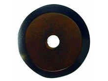 "Top Knobs M1458 MCB Aspen Round Backplate 7/8"" - Mahogany Bronze"