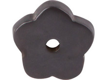 "Top Knobs M1427 MB Aspen Flower Plate 1"" - Medium Bronze"