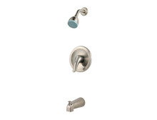 Price Pfister R89-030K Pfirst Series Tub & Shower Faucet Trim - Brushed Nickel