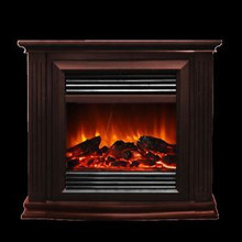 Dynamic Fireplace Infrared Heater with Mantle DYN-FP-1500