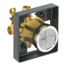 Delta R10000-UNBXHF FaucetHigh Flow Shower Only Rough Valve