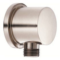 Danze D469058BN R1 Wall Supply Elbow - Attaches to Handshower Hose - Brushed Nickel