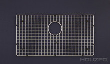 "Houzer BG-4650 Sink Bottom Grid 29.75"" X 15.6""  - Stainless Steel"