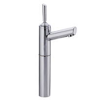 Whitehaus 3-3345 Centurion Single Handle Elevated Vessel Lavatory Faucet - Chrome