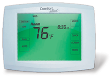 Comfort Stat CDT901 Touch Screen Programmable Digital Thermostat - 7 days