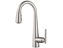 Price Pfister Lita GT72-SMSS Pull-Down Bar Faucet - Stainless