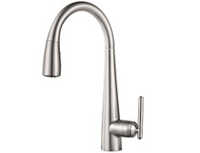 Price Pfister Lita GT529-SMS Pull-Down Kitchen Faucet - Stainless Steel