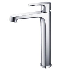 Fresca FFT9132CH Single Hole Vessel Mount Bathroom Vanity Faucet - Chrome