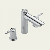 Delta T2785 Two Handle Roman Tub Faucet -  Chrome