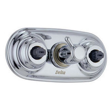Delta T18037 Jetted Spray Module With  Diverter Trim - Chrome