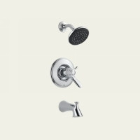 Delta T17T438 Single Handle Tub & Shower Faucet -  Chrome
