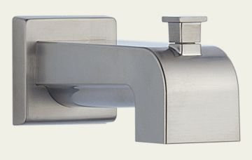 Delta Arzo RP53419-SS Diverter Tub Spout - Stainless