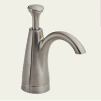 Delta Allora RP47280-SS Soap & Lotion Dispenser - Stainless