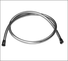 Aquabrass 136BN 6' Reinforced PVC Handshower Hose - Brushed Nickel
