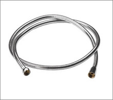 Aquabrass 135PC  5' to 6' Expandable Handshower Hose - Chrome