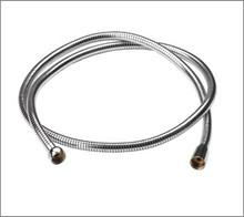 Aquabrass 135PC  5' to 6' Expandable Handshower Hose - Chrome