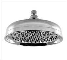 "Aquabrass 2510BN 10"" Rain Showerhead - Brushed Nickel"