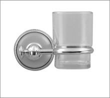 Aquabrass 502BN Tumbler Holder - Brushed Nickel