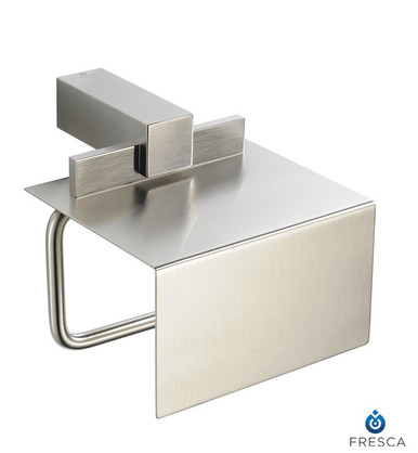 Fresca Ellite FAC1426BN Toilet Paper Holder - Brushed Nickel