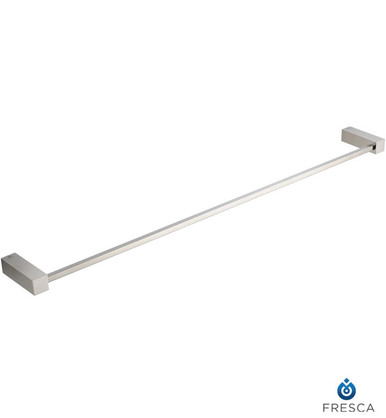 "Fresca Ottimo FAC0437BN 26"" Towel Bar - Brushed Nickel"