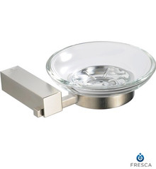 Fresca Ottimo FAC0403BN Soap Dish - Brushed Nickel