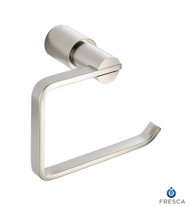 Fresca Magnifico FAC0127BN Toilet Paper Holder - Brushed Nickel