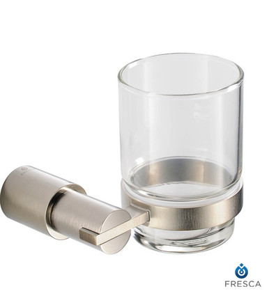 Fresca Magnifico FAC0110BN Tumbler Holder - Brushed Nickel