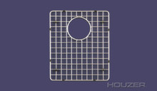"Houzer WireCraft BG-3300 15-7/8"" x 16-3/8"" Bottom Grid"