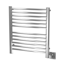 Amba Sirio S-2933-B 29'' x 33'' Towel Warmer & Space Heater - Brushed Stainless