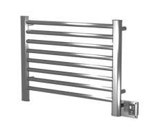 Amba Sirio S-2921-B 29'' x 21'' Towel Warmer & Space Heater - Brushed Stainless