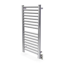 Amba Sirio S-2142-B 21'' x 42'' Towel Warmer & Space Heater - Brushed Stainless
