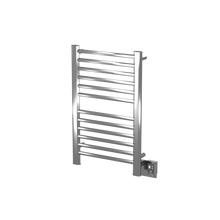 Amba Sirio S-2133-B 21'' x 33'' Towel Warmer & Space Heater - Brushed Stainless