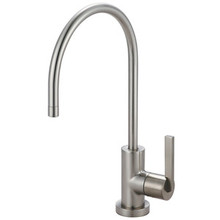 Kingston Brass Water Filtration Filtering Faucet - Satin Nickel KS8198CTL