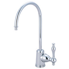 Kingston Brass Water Filtration Filtering Faucet - Polished Chrome KS7191NL