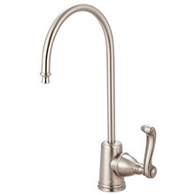 Kingston Brass Water Filtration Filtering Faucet - Satin Nickel KS7198FL